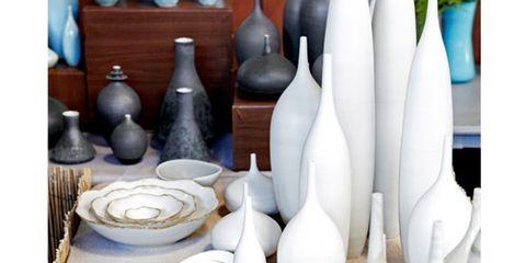 pottery at renegade craft fair