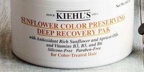 kiehls sunflower color preserving deep recovery pak