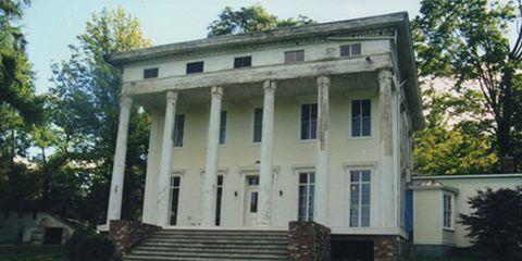 Before: Saxton Hall