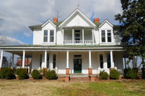 Free House in North Carolina - Historic Home for Sale