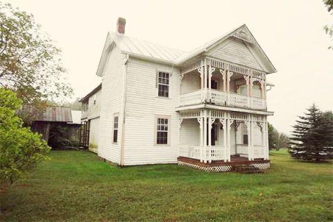 11 Dreamy Farmhouses For Sale