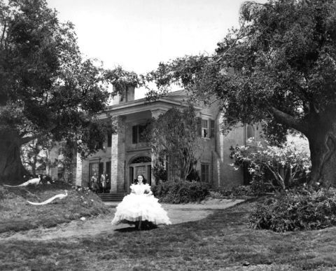 Gone With the Wind House Restoration - Classic Movie Homes