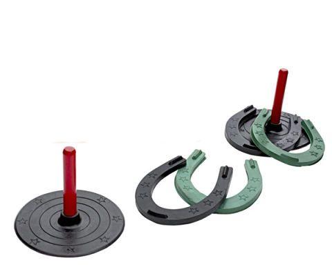 vintage horseshoes games 1950s