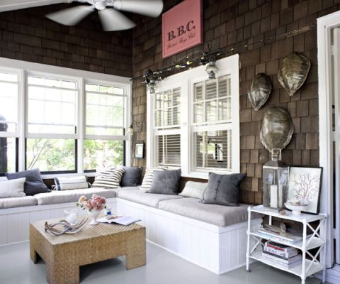Beach Cottage Style - Decor For Beach Cottage