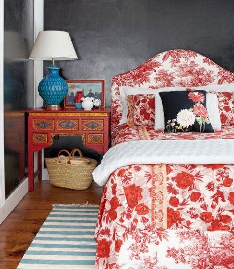 Bedroom Decor Ideas Diy Bedroom Wallpaper For Teenagers Bedroom Color Schemes Pink Colorful Master Bedroom Design Ideas: 27 Unique Headboard Ideas And Photos