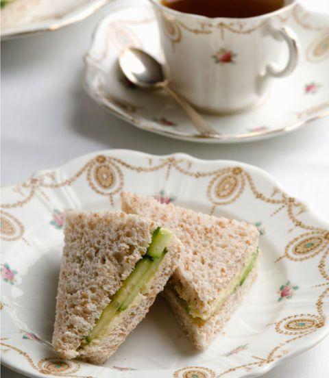Serve Fun Finger Sandwiches