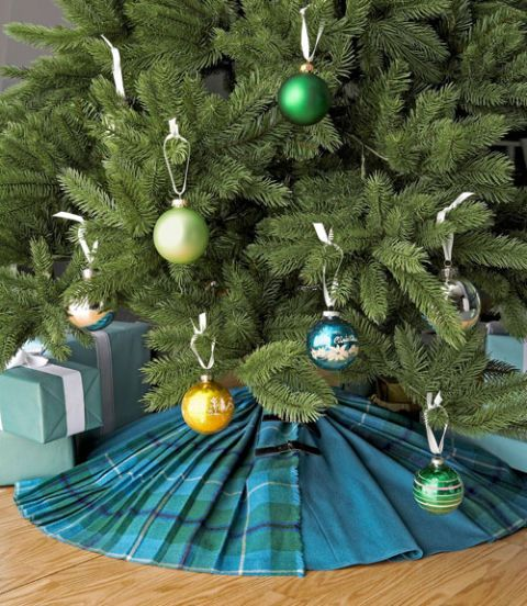 Christmas Tree Skirt Craft Instructions