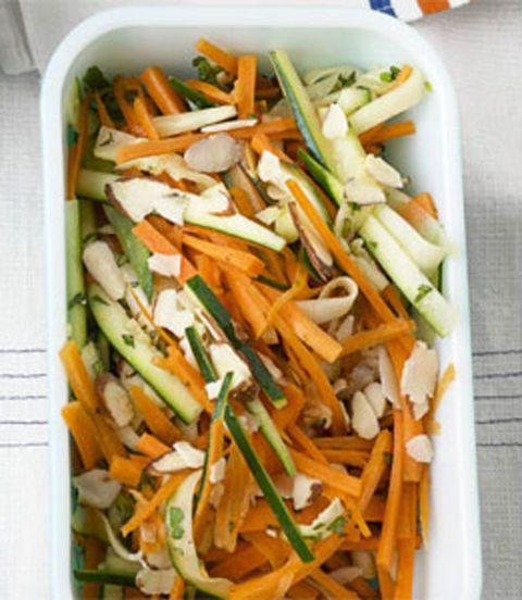 carrot zucchini slaw