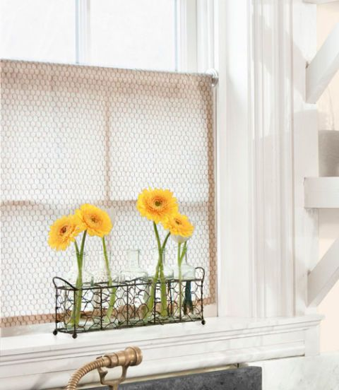 Decorating with Chicken Wire - Home Décor Ideas for Chicken Wire