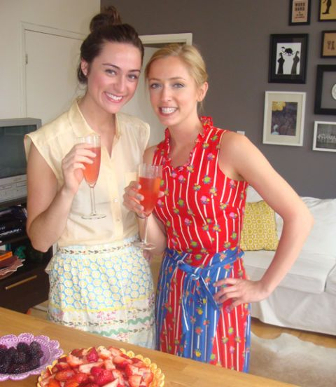 Girl's Brunch Punch - Jourdan and Marly
