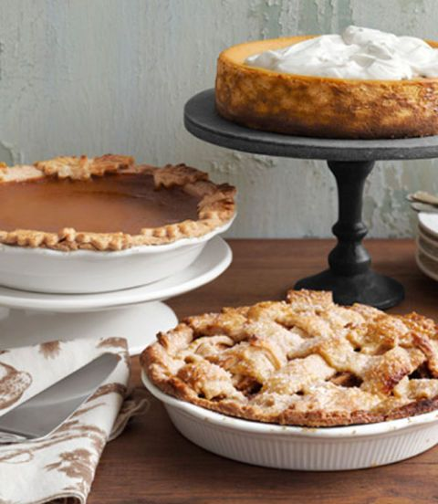 apple pie with rosemary and honey and sour cream sweet potato pie
