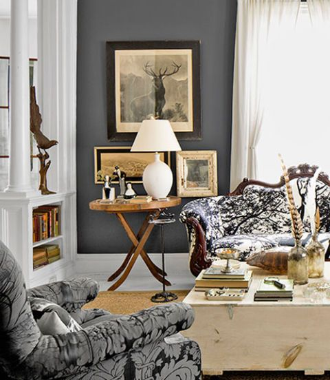 Sarah gray miller upstate new york home decorating with for Living room decor app