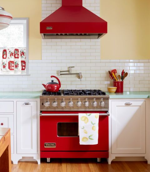 Image. David Tsay. Retro Kitchen