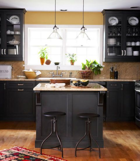 Kitchen Paint App: Decorating With Yellow