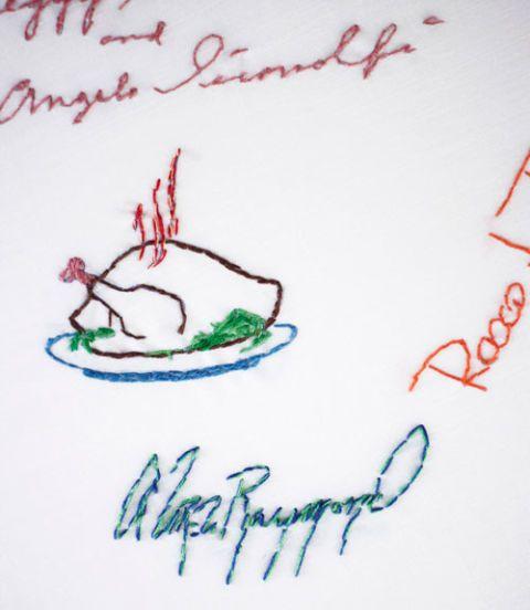 thanksgiving stitching