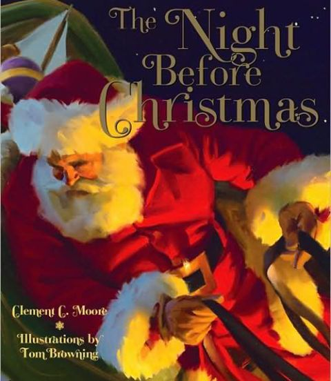 the night before christmas - Classic Christmas Books