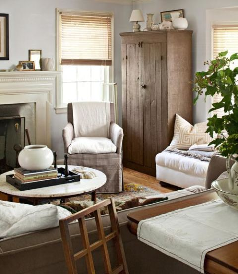 Room Decor Furniture Interior Design Idea Neutral Room: Terri Cannon-Nelson's Family Friendly Home