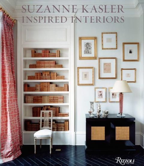 Suzanne Kasler: Inspired Interiors by Suzanne Kasler