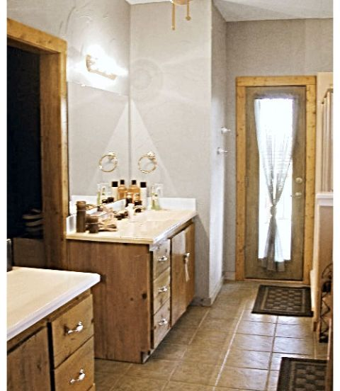 Living In The Rain Garden Bathroom Renovation: Pictures And Ideas For Bathroom Makeovers