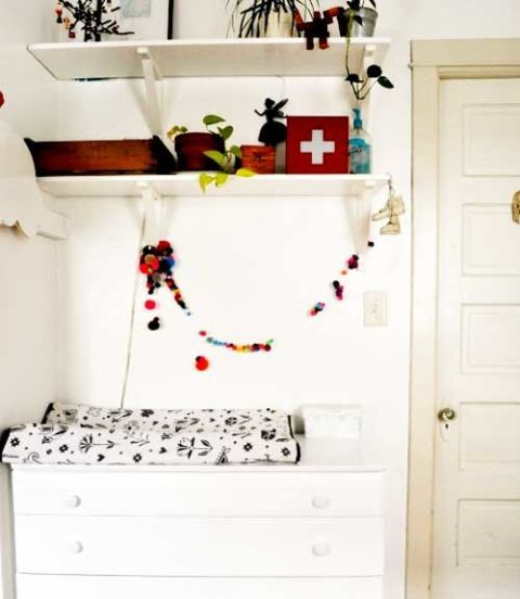 Decorate with White Paint