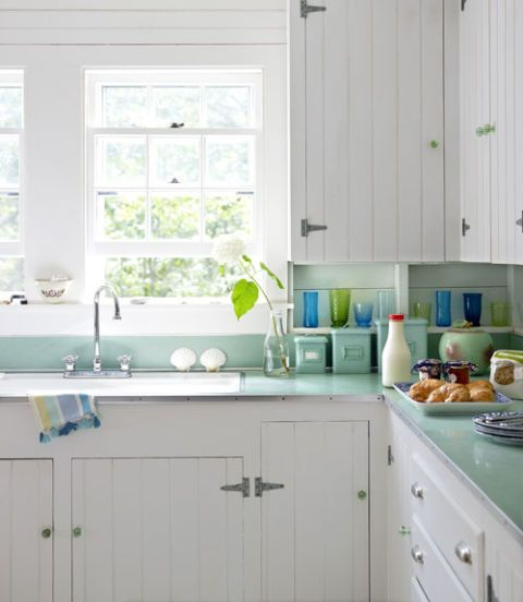 Embracing The Blue Kitchen: Ideas For Updating Your Kitchen