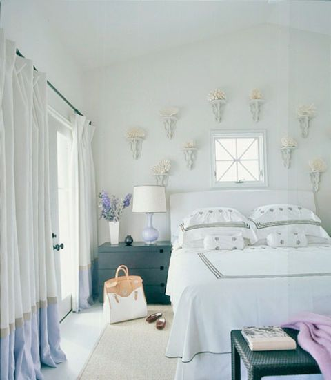 48 Best White Bedroom Ideas How To Decorate A White Bedroom Cool All White Bedroom Decorating Ideas