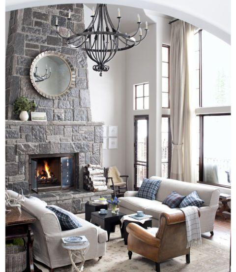 Pleasing 30 White Living Room Decor Ideas For White Living Room Interior Design Ideas Oxytryabchikinfo