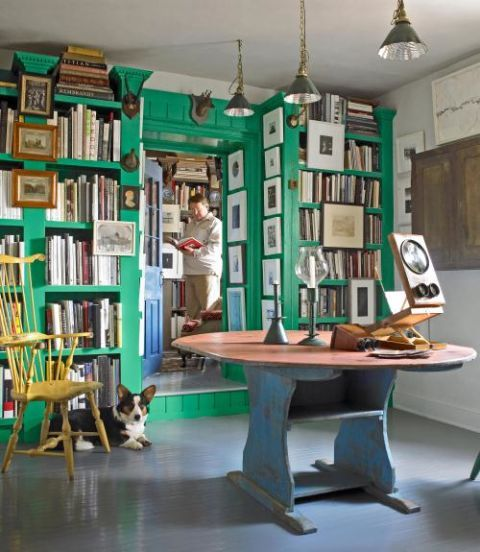 Home Design Ideas Book: How To Arrange Bookshelves