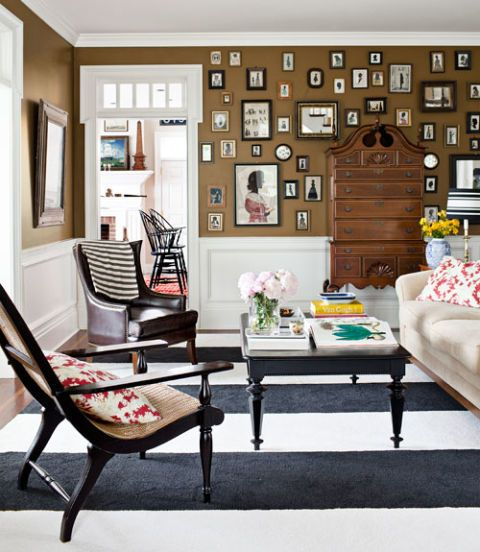 Decorating With Brown Pictures Of Brown Rooms