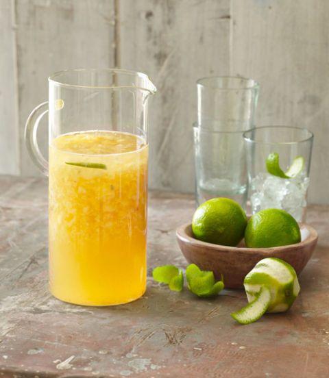 pineapple tequila cooler
