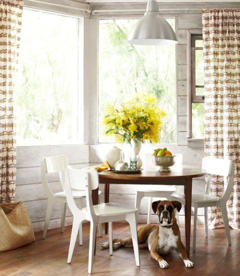 Small cabin furniture Transformable Dining Area Houzz Small Cabin Decorating Ideas Rustic Cabin Decor