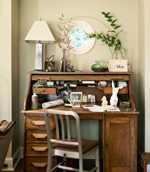 Home Decorating Co Com: How To Decorate A Home Office