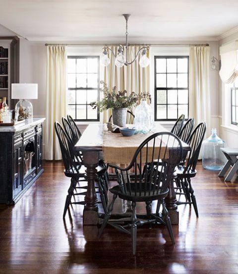 Casual Dining Room Curtain Ideas: Ideas For Window Treatments