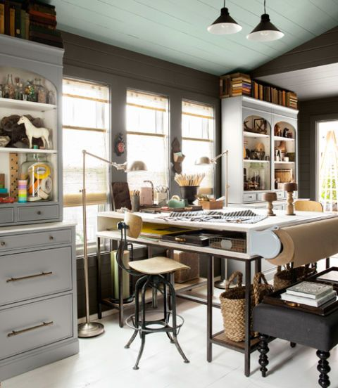High Quality 2012 House Of The Year: Home Office. Creative ...