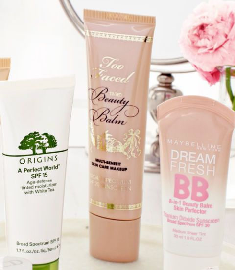 origins too faced maybelline sunscreen