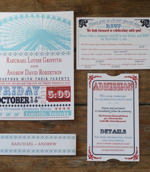 Affordable Handmade Wedding Invitations Cheap Etsy Wedding