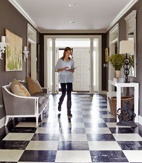 Foyer Room Nyc : Entryway ideas how to decorate your