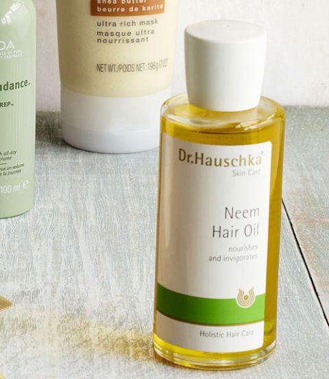 dr hauschka neem hair oil