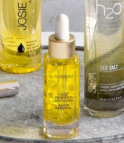 loreal age perfect glow renewal face serum