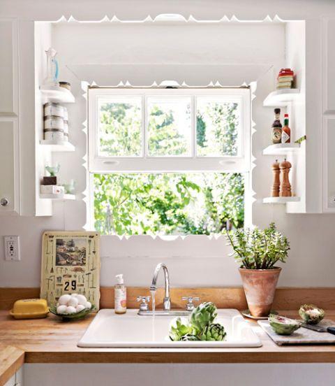 Room, Interior design, Tap, Wall, Plumbing fixture, Interior design, Flowerpot, Fixture, Kitchen sink, Home,