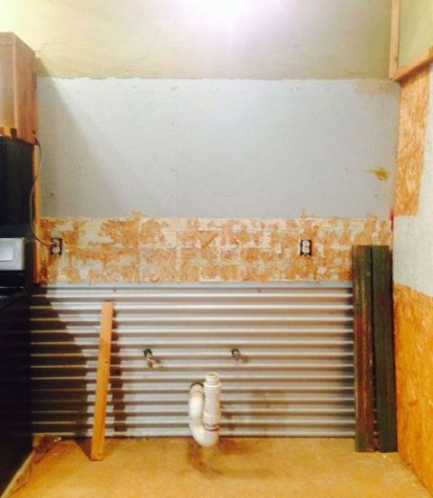 Before And After: Rustic Kitchen Makeover