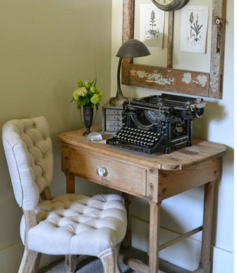 Faded Charm Cottage Cozy Decorating Ideas