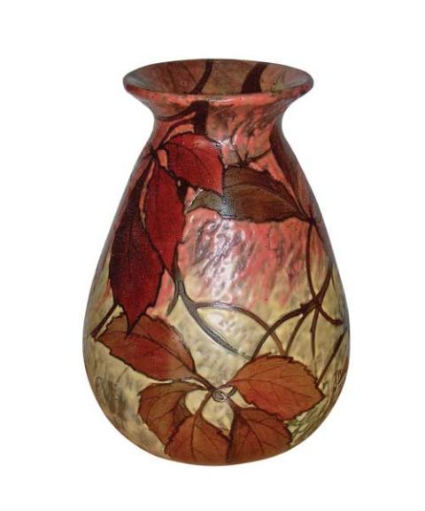 Legras Vase What Is It What Is It Worth