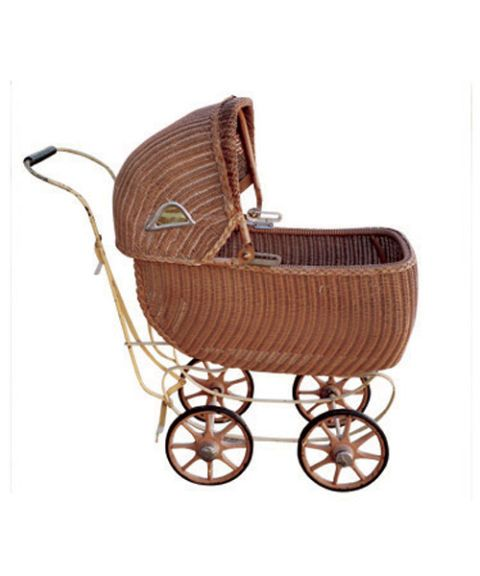 Vintage Collectible Baby Stroller/ Carriage Baby Carriages & Buggies