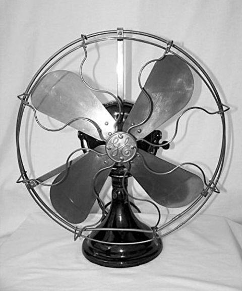1911 GE electric fan