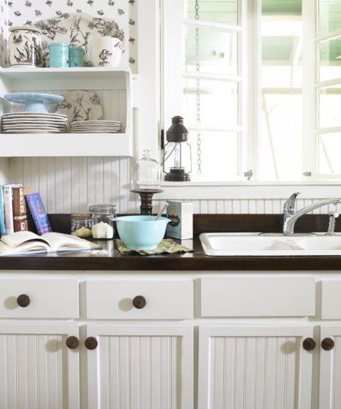 barbara baekgaard florida house kitchen