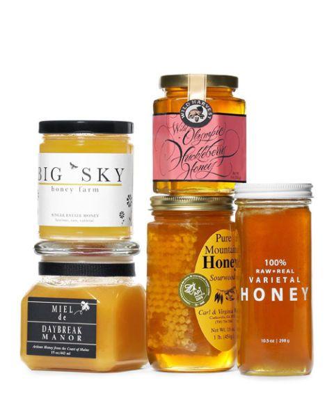 Artisanal Honey