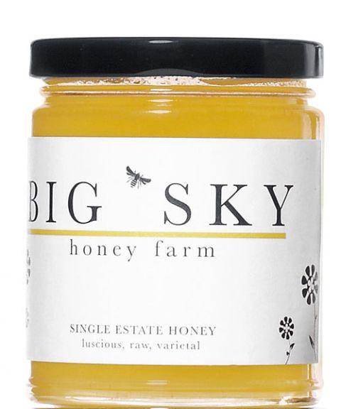 Big Sky Salmond Ranch Honey