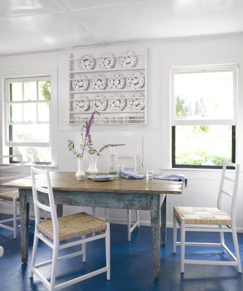 Beach Cottage Style Decor For Beach Cottage