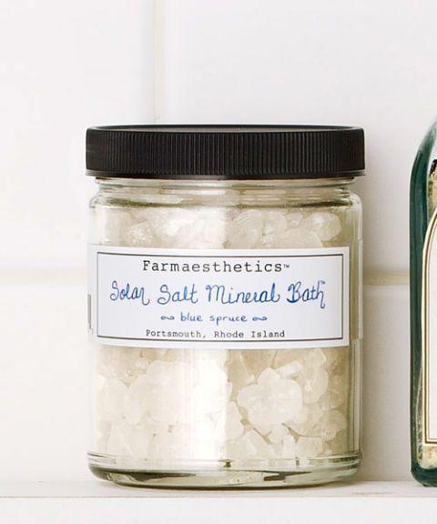 blue spruce bath salt